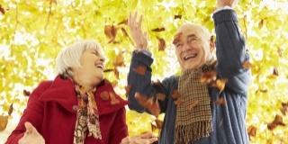 """Ca pe la noi... Activitati tomnatice pentru bunici in """"floarea varstei"""""""