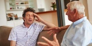 Ingrijirea parintilor varstnici – Sfaturi pentru controlarea si depasirea furiei