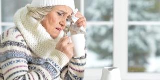 Tratarea gripei la batrani – Simptome si terapii pentru ameliorarea lor si grabirea vindecarii