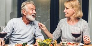 Bunici mai sanatosi cu alimentatia mediteraneana!